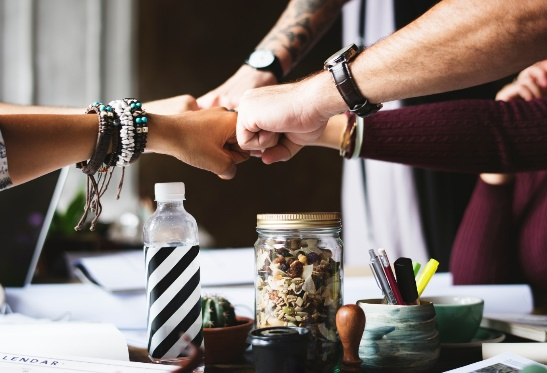 Ameliorer la cohesion d'équipe